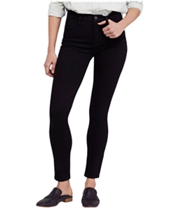 Free People Womens Solid Jeggings
