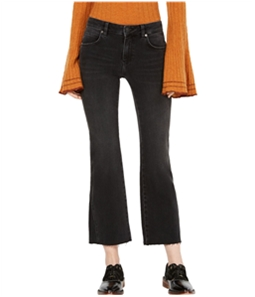 Free People Womens Rita Cropped Jeans