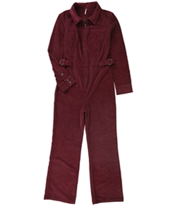 Free People Womens Take Me Out Jumpsuit