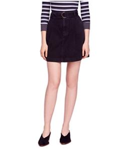Free People Womens Jade Belted Mini Skirt