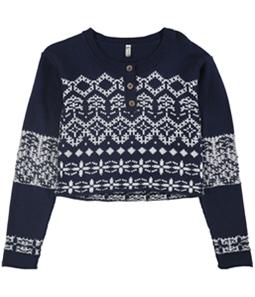 Free People Womens Cabin Day Pajama Sweater