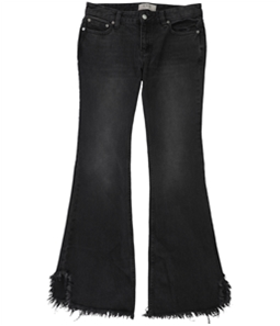 Free People Womens Vintage Flared Jeans