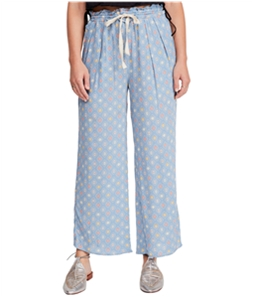 Free People Womens Moonshadow Pajama Lounge Pants