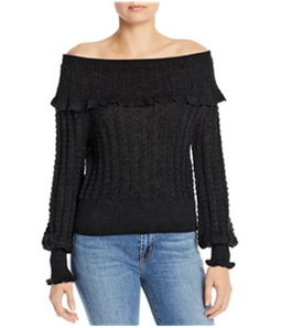 Free People Womens Crazy in Love Pullover Sweater