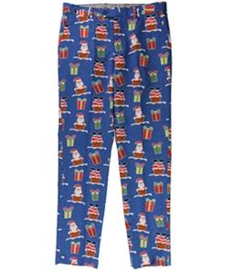 OppoSuits Mens Giftmas Eve Costum Pants