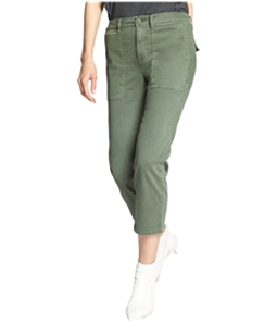 Sanctuary Clothing Womens Patch Pocket Casual Cropped Pants