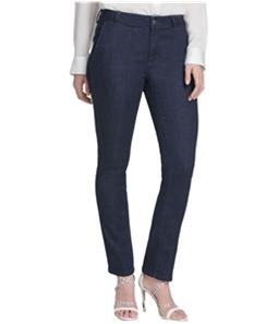 DKNY Womens Everywhere Straight Leg Jeans