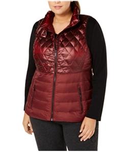 Calvin Klein Womens Premium Quilted Down Vest