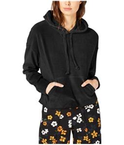 Project 28 Womens Corduroy Hooded Sweatshirt
