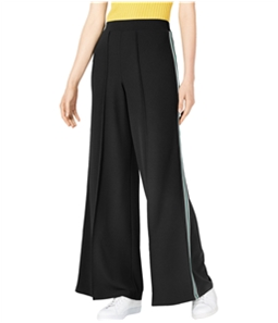 Project 28 Womens Pleated Front Casual Wide Leg Pants