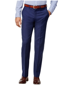 Ryan Seacrest Mens Solid Modern Fit Dress Pants Slacks