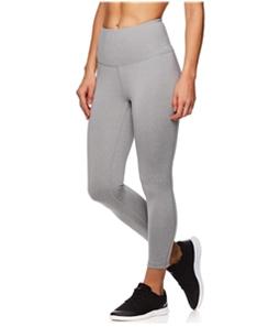 Reebok Womens High Rise Capri Leggings Yoga Pants