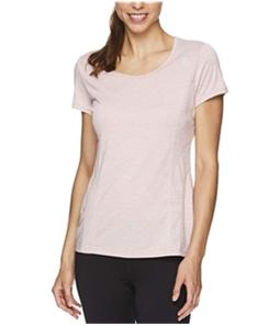 Reebok Womens Varigated Heathered Basic T-Shirt