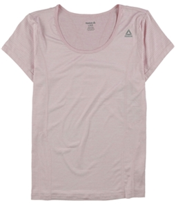 Reebok Womens Mini Burnout Basic T-Shirt