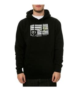 ROOK Mens The Rook Flag Hoodie Sweatshirt