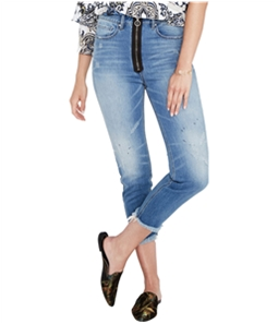 Rachel Roy Womens Skinny Cropped Jeans