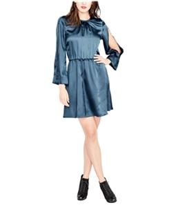 Rachel Roy Womens Julia Fit & Flare Dress