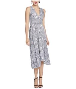 Rachel Roy Womens Floral A-line Dress