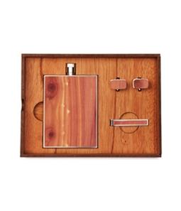 Woodchuck Unisex The Roosevelt Gift Drinking Flask