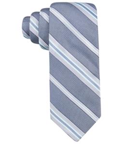 Ryan Seacrest Mens Imperial Stripe Self-tied Necktie
