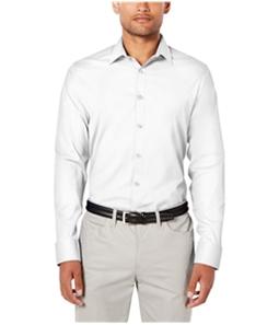 Ryan Seacrest Mens Modern Fit Button Up Shirt