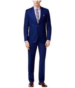 Ben Sherman Mens 2 Piece Two Button Formal Suit