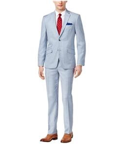 Ben Sherman Mens Plaid Formal Tuxedo