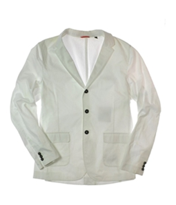 Sons of Intrigue Mens Casuals Three Button Blazer Jacket
