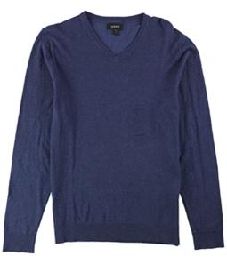 Alfani Mens Heathered Knit Sweater