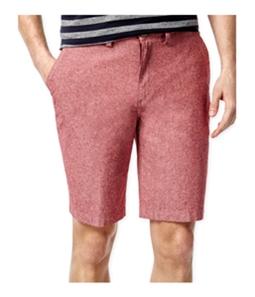 Ryan Seacrest Mens Chambray Casual Walking Shorts