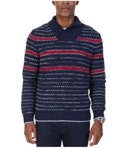 Nautica Mens Stripe Pullover Sweater