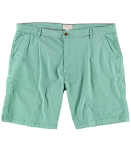 Weatherproof Mens Dotted Casual Walking Shorts