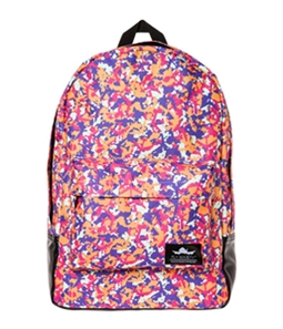 Fly Society Mens The All Over Camo Standard Backpack