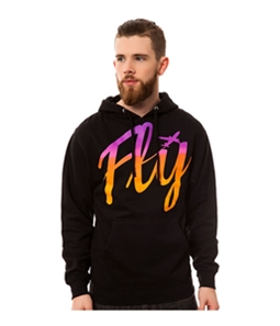 Fly Society Mens The All Aboard Hoodie Sweatshirt