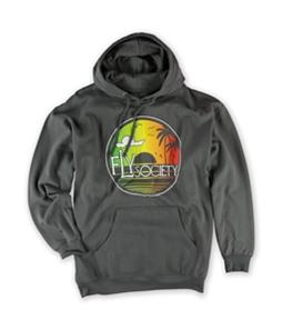 Fly Society Mens The Fly Life Hoodie Sweatshirt