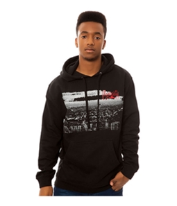 Fly Society Mens The Skyline Hoodie Sweatshirt