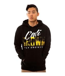 Fly Society Mens Cali Grown Hoodie Sweatshirt