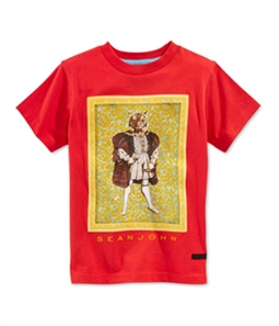 Sean John Boys Tiger Frame Graphic T-Shirt