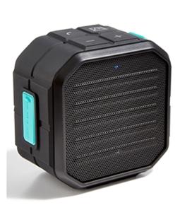 TKO Avalanche Unisex Water-Resistant Portable Mini Speaker System
