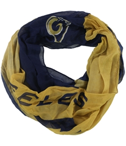 Forever Collectibles Womens LA Rams Infinity Scarf Wrap