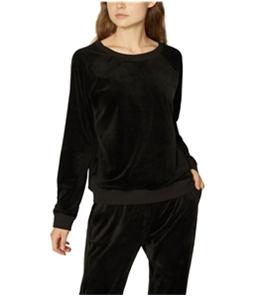 Sanctuary Clothing Womens Velour Sweatshirt