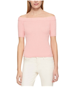 Tommy Hilfiger Womens Ribbed Knit Sweater
