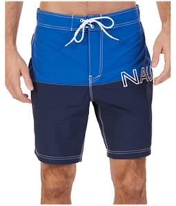 Nautica Mens Quick Dry Swim Bottom Board Shorts