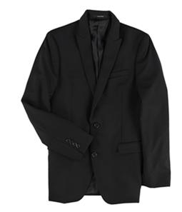 bar III Mens Professional Two Button Blazer Jacket