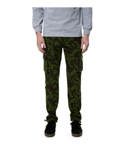 TrukFit Mens The Camp Twill Casual Cargo Pants
