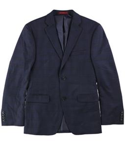 Alfani Mens Traveler Two Button Blazer Jacket