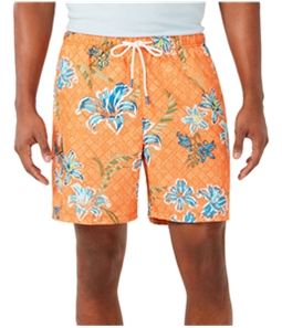 Tommy Bahama Mens Tahitian Etch Swim Bottom Briefs