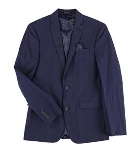bar III Mens Active Stretch Two Button Blazer Jacket