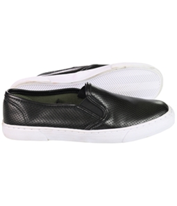 Aeropostale Mens Faux Leather Comfort Loafers