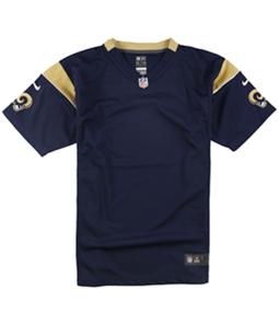Nike Boys LA Rams On Field Custom Jersey